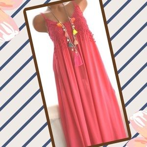 Tunic Style  Casual Sundress